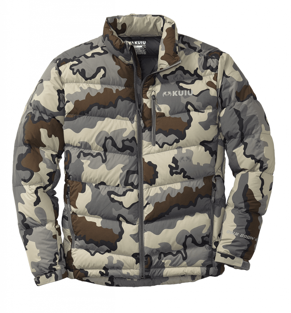 best mid layer hunting camo