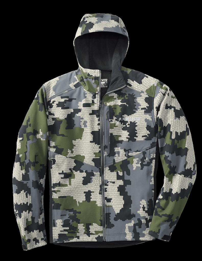 wind proof deer hunting jacket