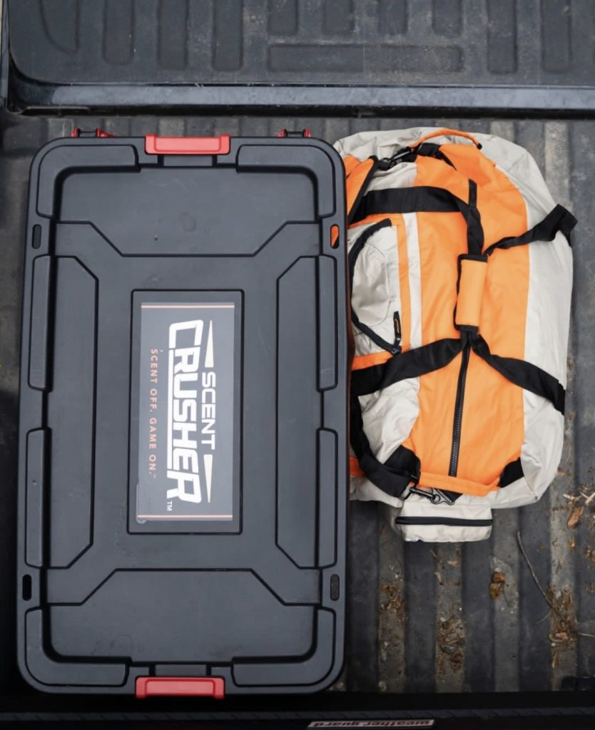 best way to carry hunting gear