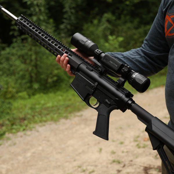 Can an AR-15 kill a deer