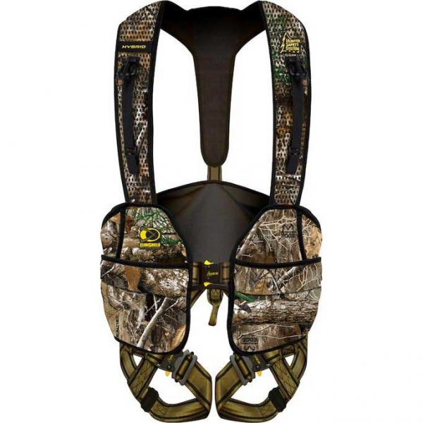 safety treestand harness for hunting