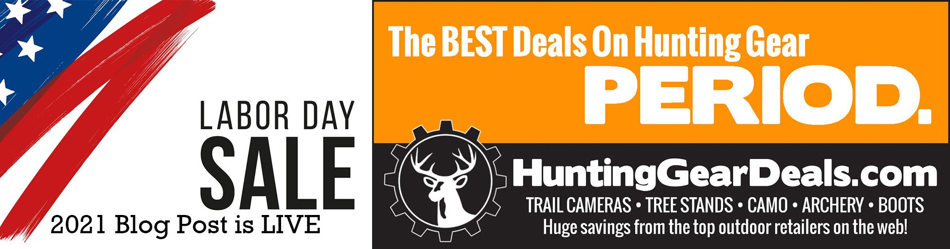 best labor day hunting deals