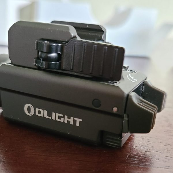 olight weapon light baldr s review