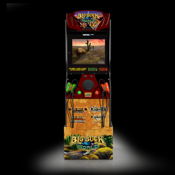 arcade games for the man cave