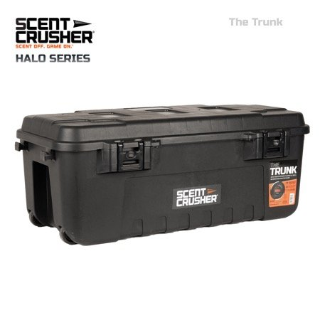 best scent free container to store hunting gear